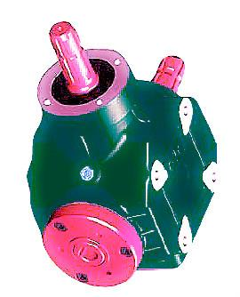 Gearbox for Rotary Cultivators-7