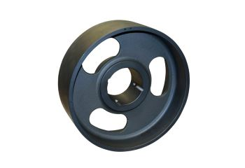 Flat Belt Pulley For Taper Bushes