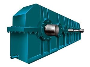 Large Crane Gearboxes For Metallurgy & Hydropower