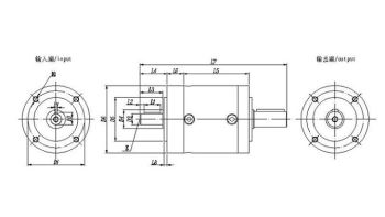 EPL Double Shaft EPLanetary Gearboxes