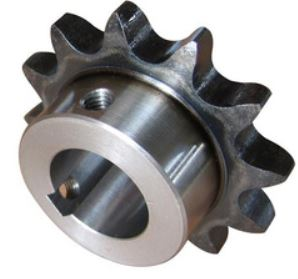 Finished Bore Roller Chain Sprocket