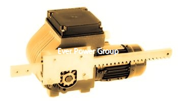 Motor Gearboxes With Rack And Pinion Drive For Greenhouse