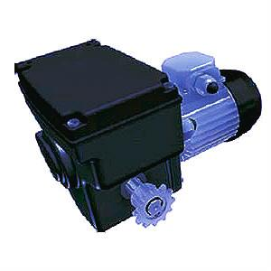 MOTOR WORM GEARBOXES GW270S CHAIN COUPLING FOR SCREENING SYSTEMS