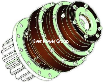 Planetary GearBoxes For Excavators Slew Drive And Track Drive
