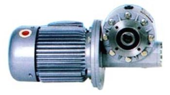WJ SERIES WORM REDUCER